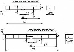 Размеры цоколя кухонного ламинированного